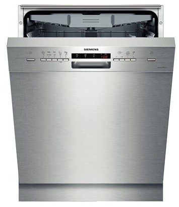 Siemens SN45N582EU Spülmaschine (Edelstahl)