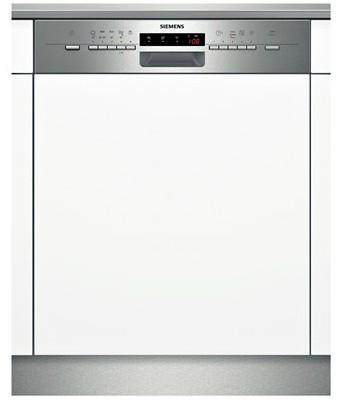 Siemens SN55N539EU Spülmaschine (Edelstahl, Weiß)
