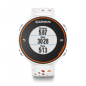 Garmin 010-01128-41 Sportuhren (Orange, Weiß)