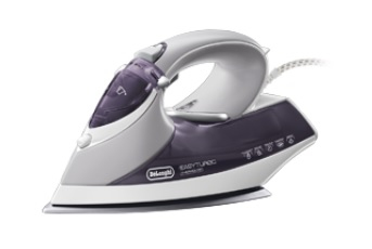 DeLonghi FXG26ATS Bügeleisen (Violett, Weiß)