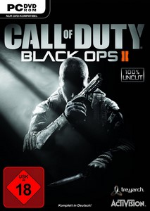 Activision Call of Duty: Black Ops II, PC