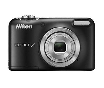 Nikon COOLPIX L29 (Schwarz)