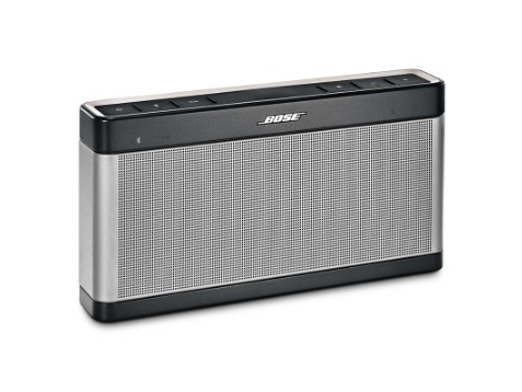 Bose SoundLink Bluetooth III (Silber)