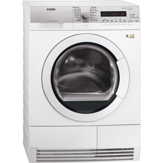 AEG T76785IH (Weiß)