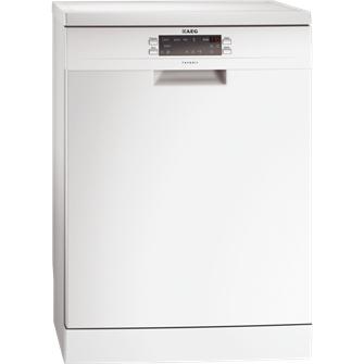 AEG F65712W0P (Weiß)