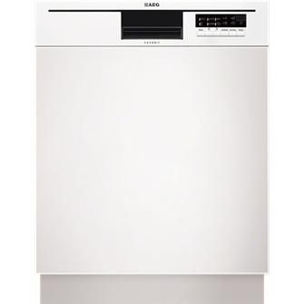 AEG F56602UW0P Integrierbar 13places A++ Weiß (Weiß)