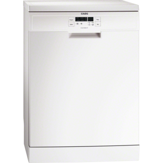 AEG F55512W0 Freestanding 12places A++ White (Weiß)