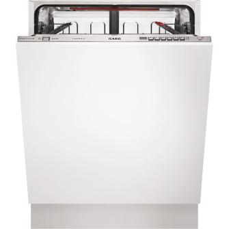 AEG F78600VI1P Spülmaschine (Edelstahl)