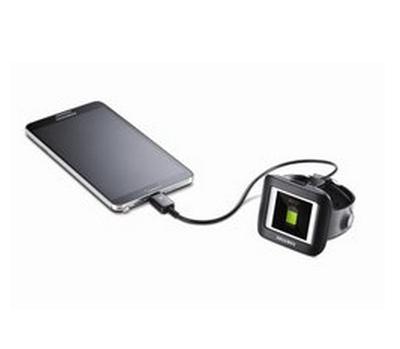 Samsung EP-SG900UBEGWW Kabel für Handys (Schwarz)