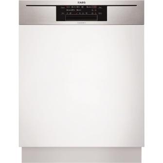AEG F88702IM0P Integrierbar 15places A+++ Weiß (Weiß)