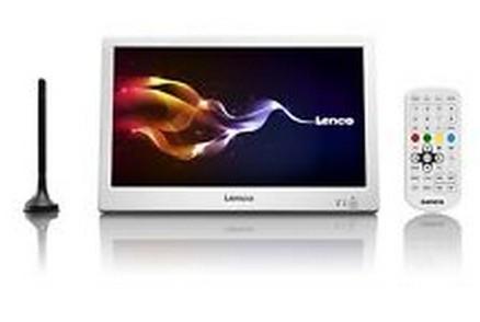 Lenco TFT-1026 (Weiß)