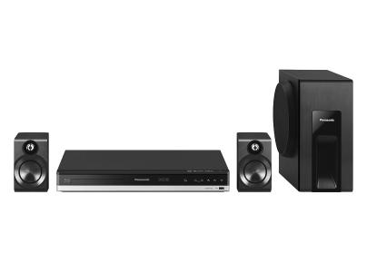 Panasonic SC-BTT105EG-K Home-Kino System (Schwarz)