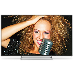"Toshiba 42M7463DG 42"" Full HD 3D Kompatibilität Smart-TV WLAN Schwarz, Silber LED TV (Schwarz, Silber)"