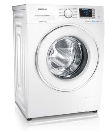 Samsung WF71F5E5P4W/EG Waschmaschine (Weiß)