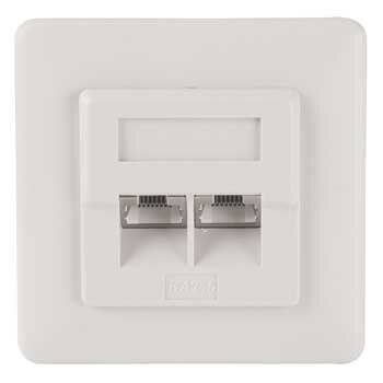 Hama 00041586 Montage-Kit (Weiß)