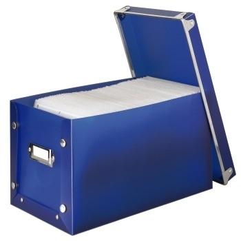 Hama Media Box 140, blue (Blau)