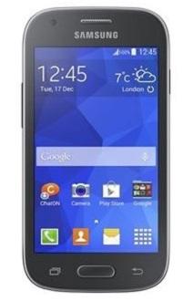 Samsung Galaxy Ace Style SM-G310 4GB Grau (Grau)