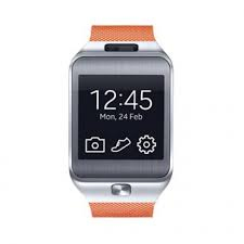 Samsung Gear 2 (Orange, Metallisch)