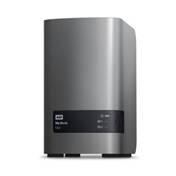 Western Digital My Book Duo 4TB (Silber)