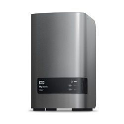 Western Digital My Book Duo 8TB (Silber)
