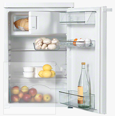Miele K 12012 S-3 Kombi-Kühlschrank (Weiß)