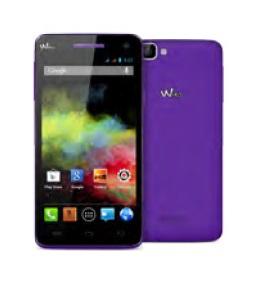 Wiko RAINBOW 4GB Violett (Violett)