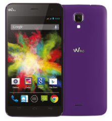 Wiko BLOOM Lila (Lila)