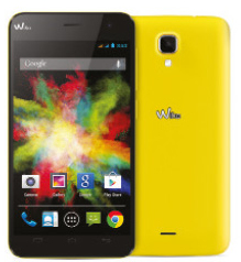 Wiko BLOOM Gelb (Gelb)