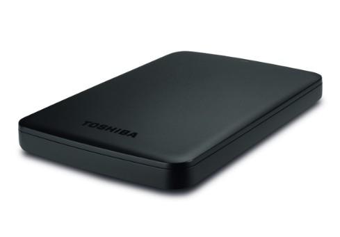Toshiba Canvio Basic 500GB (Schwarz)