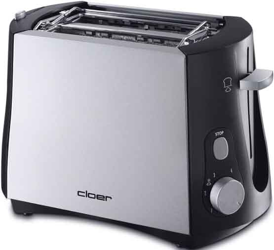 Cloer Toaster 3410