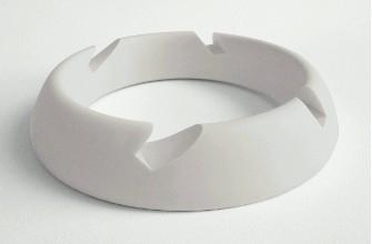 Halopad 0045635456396 Halterung (Weiß)