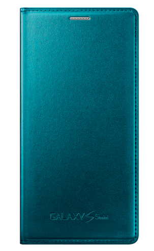 Samsung EF-FG800BGEGWW Handy-Schutzhülle (Grün, Metallisch)