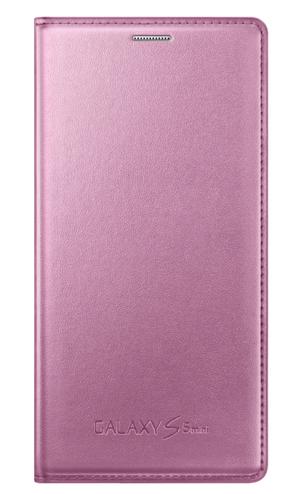Samsung EF-FG800BPEGWW Handy-Schutzhülle (Metallisch, Pink)