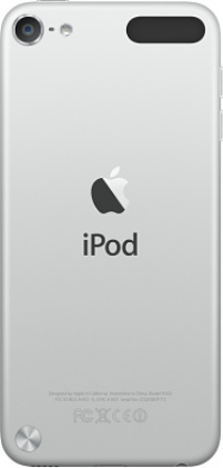 Apple iPod touch 16GB (Silber)