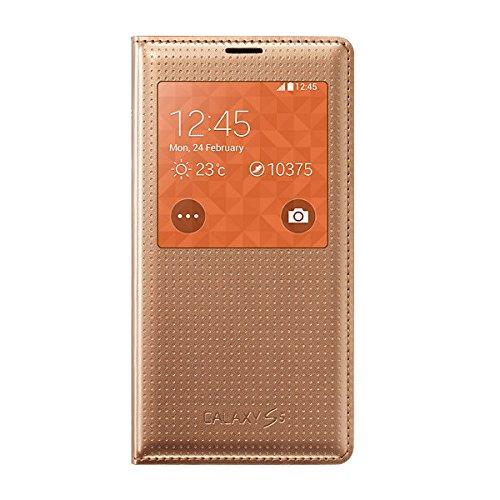 Samsung EP-VG900BFEGWW Handy-Schutzhülle (Gold)