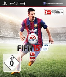 Electronic Arts FIFA 15, PS3
