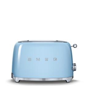 Smeg TSF01PBEU Toaster (Blau)