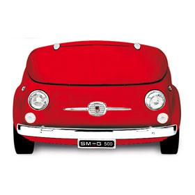 Smeg SMEG500R Kühlschrank (Rot)
