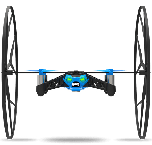 Parrot Rolling Spider (Blau)