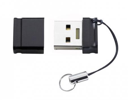 Intenso Slim Line 32GB USB 3.0 32GB USB 3.0 Schwarz USB-Stick (Schwarz)