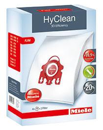 Miele 9917710 Staubsauger-Zubehör und Verbrauchsmaterial (Rot, Weiß)