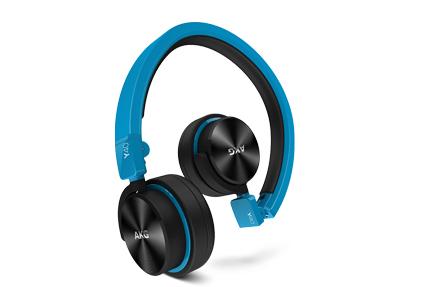 AKG Y40-BLU Kopfhörer (Blau)