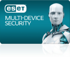 Eset Multi-Device Security 2015, Full, DE, 5U, 1Y