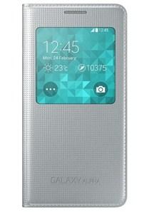 Samsung EF-CG850BSEGWW Handy-Schutzhülle (Silber)