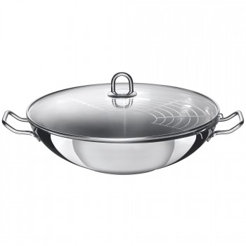 Silit 0082 6021 11 Fondue/Gourmet/Wok (Edelstahl, Transparent)