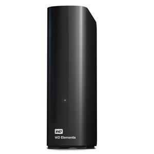 Western Digital WDBWLG0050HBK-EESN Externe Festplatte (Schwarz)