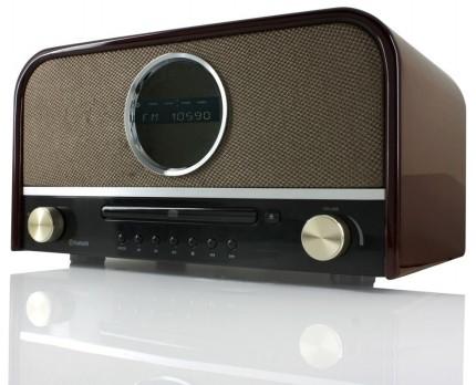 Soundmaster NR850 CD-Radio (Braun)