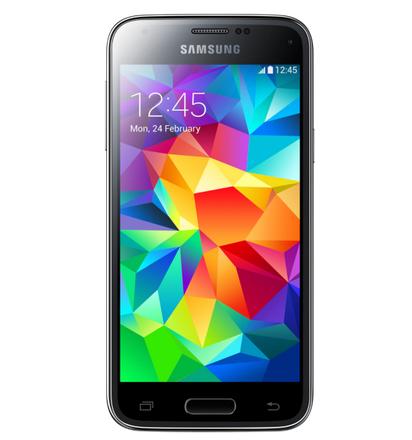 Samsung Galaxy S5 mini SM-G800F 16GB 4G Schwarz (Schwarz)