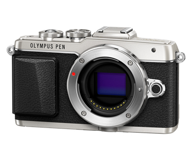 Olympus PEN E-PL7 (Silber)