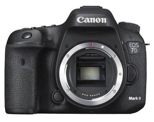 Canon EOS 7D Mark II (Schwarz)